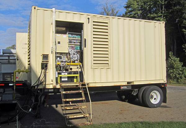 Kraft Power Genset