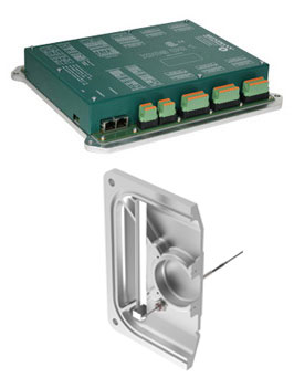 Bearing Oil Temperature Monitoring