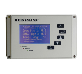 Oil Mist Detection