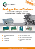 Analogue Control Systems