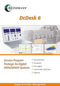 DcDesk Configuration Software